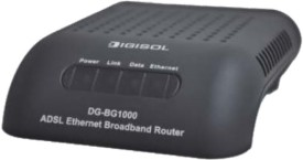 Buy Digisol ADSL2/2+ Single Port Ethernet Broadband Router: Router