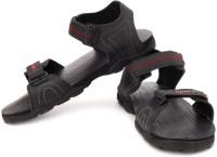 Black Sparx Sandals for Rs.499