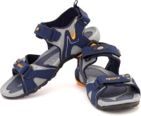 Navy Blue Sparx Sandals for Rs.1125