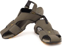 Olive Yellow Sparx Sandals for Rs.1049
