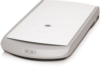 Rs 3438 for HP Scanjet G2410 Flatbed Scanner from Rediff ...