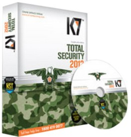 Buy K7 Total Security 2012 1 PC 1 Year: Security Software