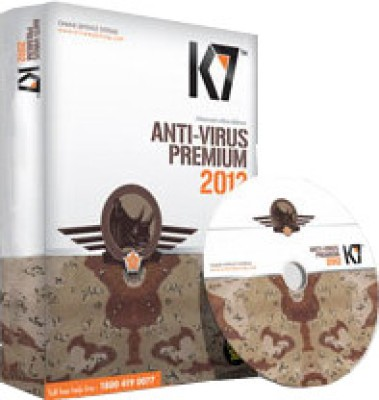Buy K7 Anti-Virus Premium 1 PC 1 Year: Security Software