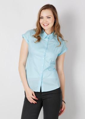 Buy Wills Lifestyle Women's Solid Formal Shirt: Shirt