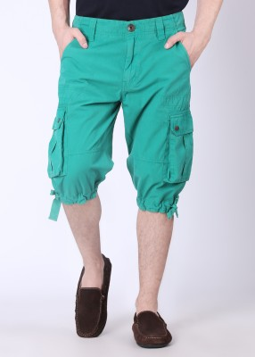 Pudu Lifestyle Solid Men's Shorts