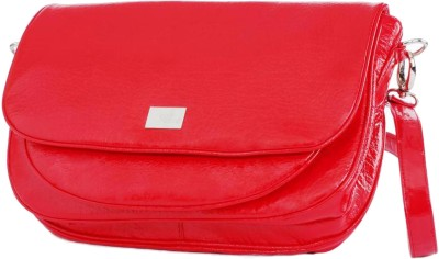 Buy Yelloe Shine in Red Free Size Sling Bag  - For Women: Sling Bag