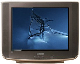 Buy Samsung 21B500 CRT 21 inches Television: Television