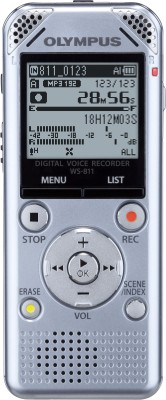 Buy Olympus WS - 811 2 GB Voice Recorder: Voice Recorder
